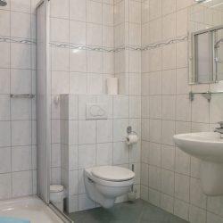 Badezimmer Appartement Skoda