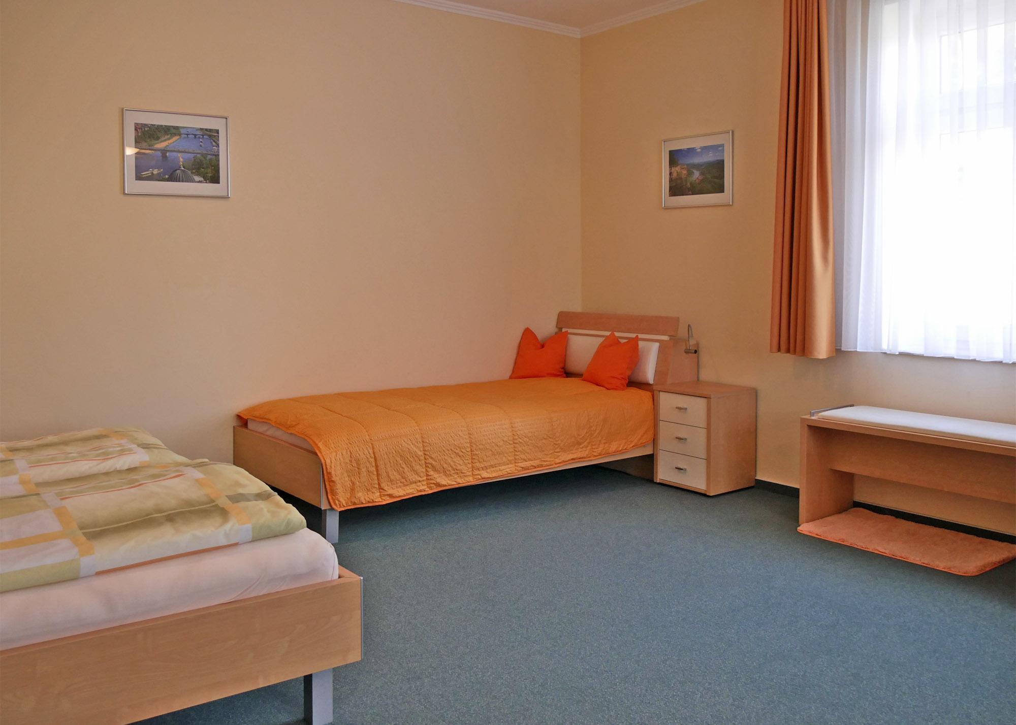 Einzelbett - Appartement Tatra