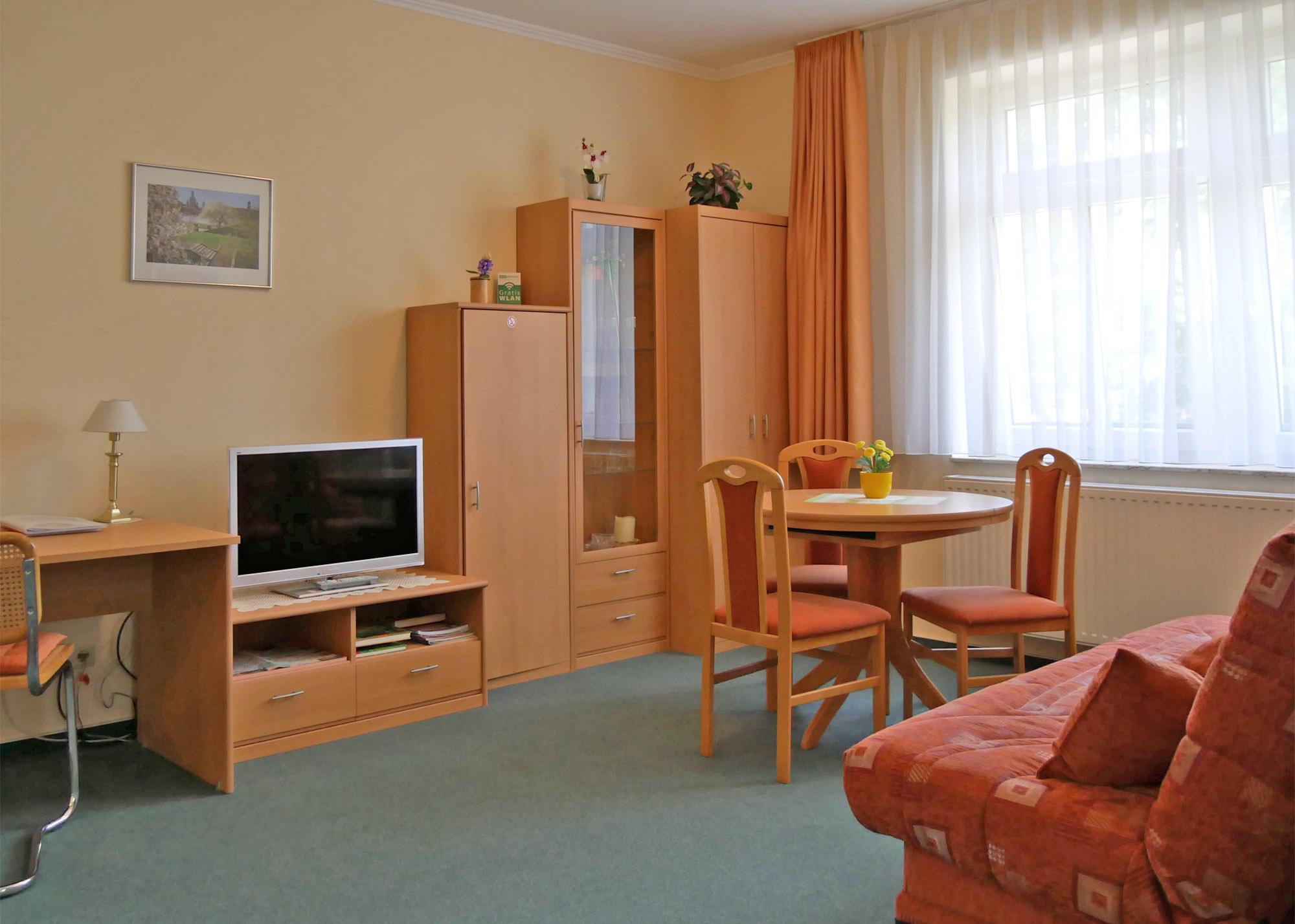 Wohnbereich - Appartement Tatra