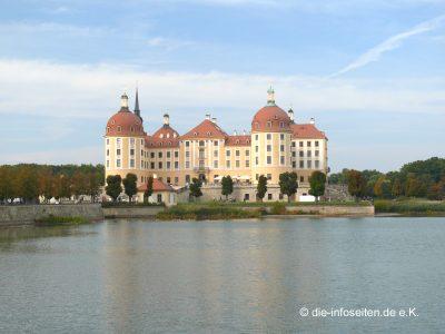 Schloss Moritzburg ©die-infoseiten.de