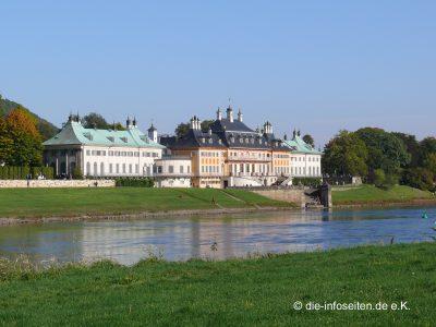 Schloss Pillnitz  ©die-infoseiten.de