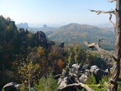 Sächsische Schweiz - ©die-infoseiten.de